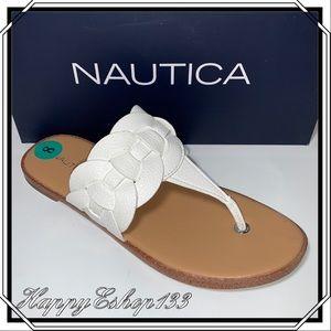 Nautica Women's Sandals, White